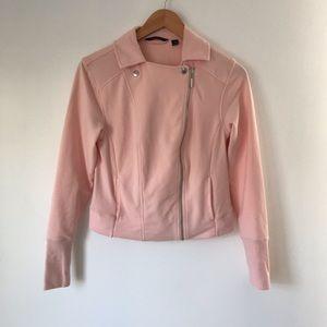 H by Halston pink moto